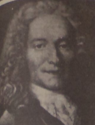 François-Marie Arouet de Voltaire