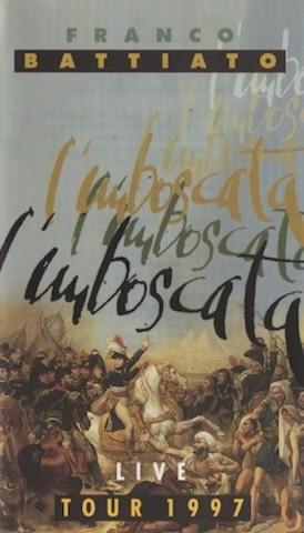 L'imboscata live tour 1997