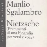 Nietzsche (Frammenti di una biografia per versi e voce)
