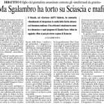 Ma Sgalambro ha torto su Sciascia e mafia