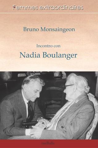 Incontro con Nadia Boulanger