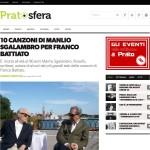 Dieci canzoni di Manlio Sgalambro per Franco Battiato