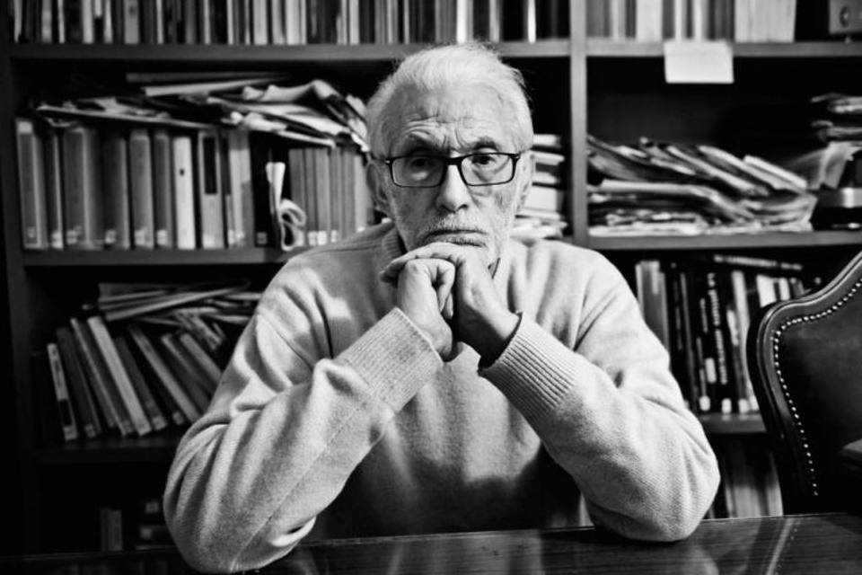 Manlio Sgalambro - foto di Simone Aprile, 2014
